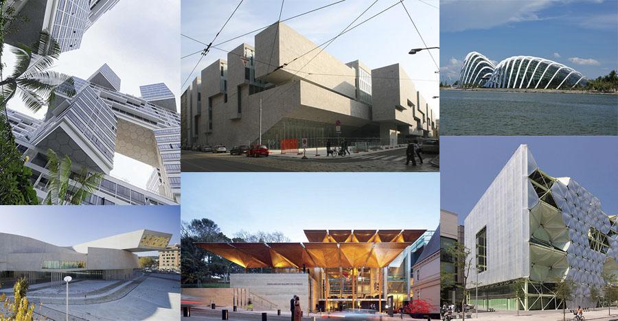 Алгоритмы проектируют лучшие здания.