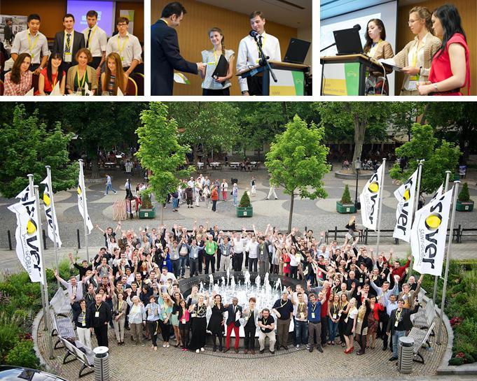Компания «Сен-Гобен» проводит международный конкурс для студентов